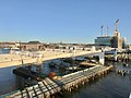 Hisingsbron norra arbetsbron mars 2020.jpg