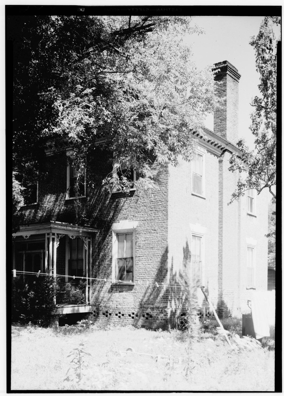 Freeman House Murfreesboro North Carolina Wikipedia