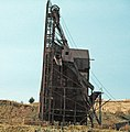 Historic gold mine workings (Victor, Cripple Creek Mining District, Colorado, USA) 2.jpg