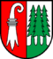Coat of arms of Hochwald