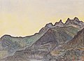Hodler - Die Dents du Midi - 1916.jpeg