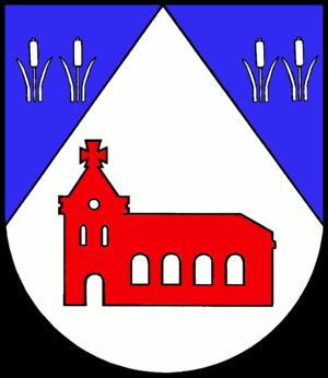 Hohenfelde, Steinburg - Image: Hohenfelde (Stb) Wappen
