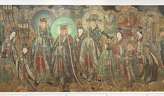 Bishop White Gallery of Chinese Temple Art - Homage to the Highest Principle