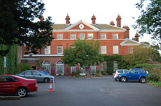Thames Ditton - Boyle Farm as today's Home of Compassion
