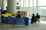 Hong Kong International Airport children facility.JPG