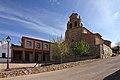 Hontecillas, Iglesia y Ayuntamiento.jpg