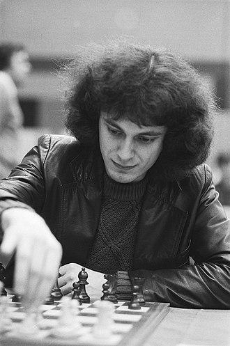 John Nunn - John Nunn in 1982