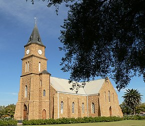 Hoopstad Church