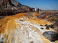 Hormoz Island yellow river.jpg