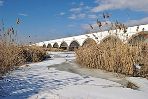 Hajdú-Bihar County - Image: Hortobágyi híd