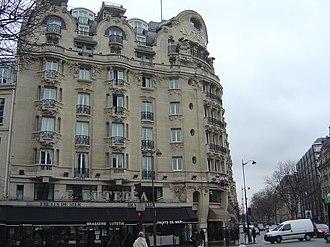 Hôtel Lutetia - Image: Hotel Lutetia Paris 08
