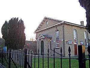 Potto Brown - Houghton Chapel
