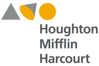 Houghton Mifflin Harcourt publisher