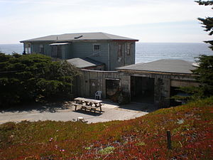 Point Reyes Lifeboat Station - Image: Housing for Lifeboat 1