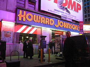 i miss howard johnson's