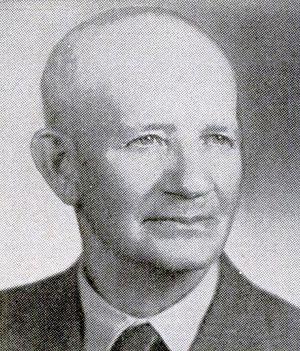 Howard Shultz Miller - Howard S. Miller, Kansas Congressman.