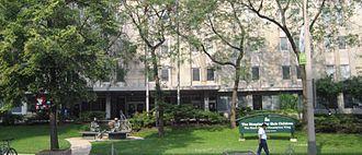 The Hospital for Sick Children - The Hospital for Sick Children from University Avenue