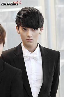 Huang Zitao at Golden Disk Awards.jpg