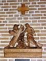 Huissen (Lingewaard) RK kerk kruisweg statie 09.JPG