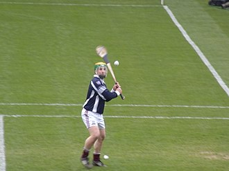 Hurling goalkeeper Hurling goalkeeper.jpg