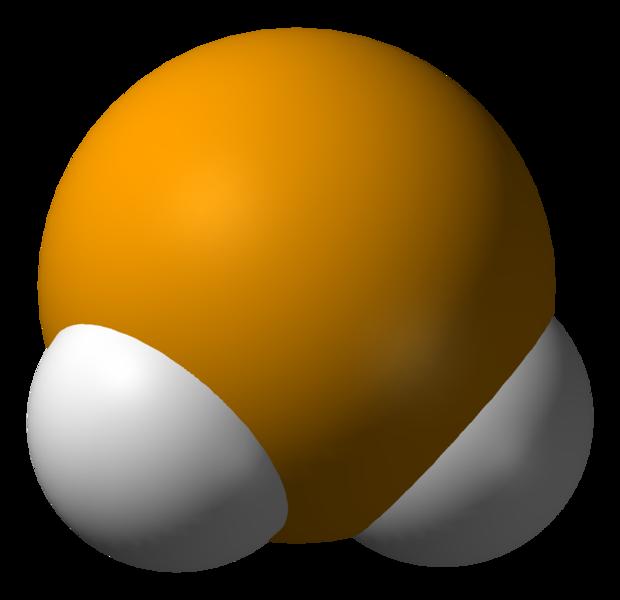 Soubor:Hydrogen-selenide-3D-vdW.png