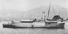镇边号炮艇