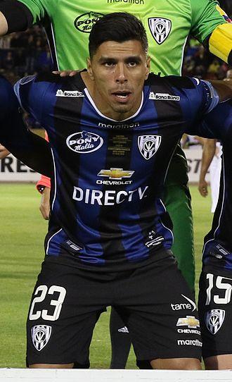 Emiliano Tellechea - Image: INDEPENDIENTE DEL VALLE VENCE A BOCA JUNIORS (13)