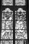 interieur, gebrandschilderde ramen - meerssen - 20274529 - rce