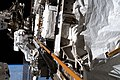 ISS-61 EVA-5 (f) Andrew Morgan tethered to the S-3 truss segment.jpg