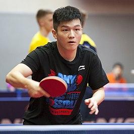 ITTF World Tour 2017 German Open Fan Zhendong 03.jpg