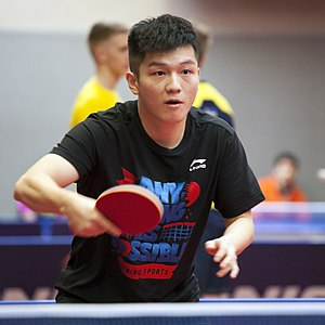 Fan Zhendong - Fan Zhendong on ITTF World Tour 2017 German Open
