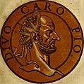 Icones imperatorvm romanorvm, ex priscis numismatibus ad viuum delineatae, and breui narratione historicâ (1645) (14746387722).jpg