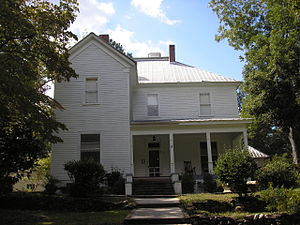 National Register of Historic Places listings in Butts County, Georgia - Image: Idlewilde 3