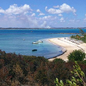 Sirinhaém - Santo Aleixo island