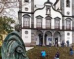 In der Kirche von Monte (Madeira), wurde der letzte Kaiser von Österreich, Karl I. beerdigt. 10.jpg