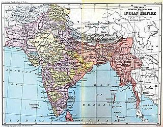 Colonial India image