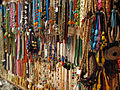 India - Rishikesh - 025 - a rainbow of necklaces for sale (2097592556).jpg