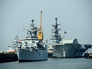 Indian Navy ships