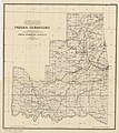 Indian Territory - compiled under the supervision of Charles H. Fitch, topographer in charge of the Indian Territory surveys LOC 2007627516.jpg