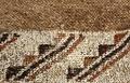 Indianföremål. Bärbindel, bärrem - Skoklosters slott - 87732.tif