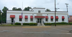 Indianola, Mississippi - Indianola Post Office