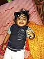 Indias Most Cuite 1 Year Boy SaiAbhimanyu Chatalwar.jpg