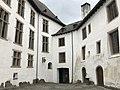Inner yard of Clervaux Castle.jpg