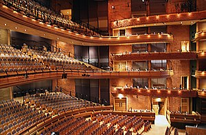 Wales Millennium Centre - The Donald Gordon Theatre