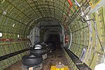 Interior of C-133A Cargomaster (56-1999 - N199AB) (29763296054).jpg