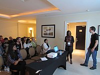 Introduction to Wikimania session at Wikimania 2018 11.jpg
