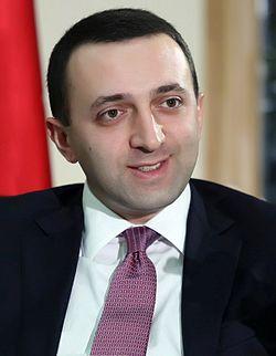 Ираклий Гарибашвили в 2013 году