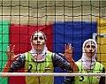 Iran women's national volleyball team camp - 7 September 2011 03.jpg
