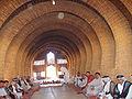 Iraqi mudhif interior.jpg