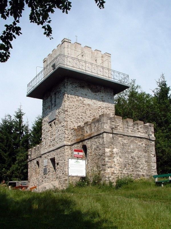 Irottko watch tower